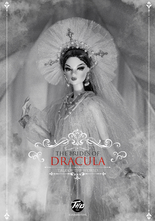 TALE OF THE WORLD: THE BRIDES OF DRACULA Mina